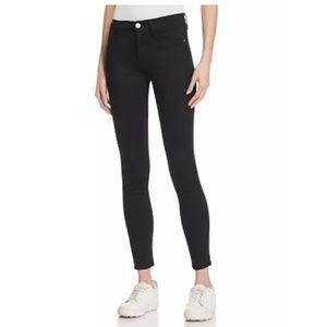 FRAME Le High Skinny VIAN Black Jeans